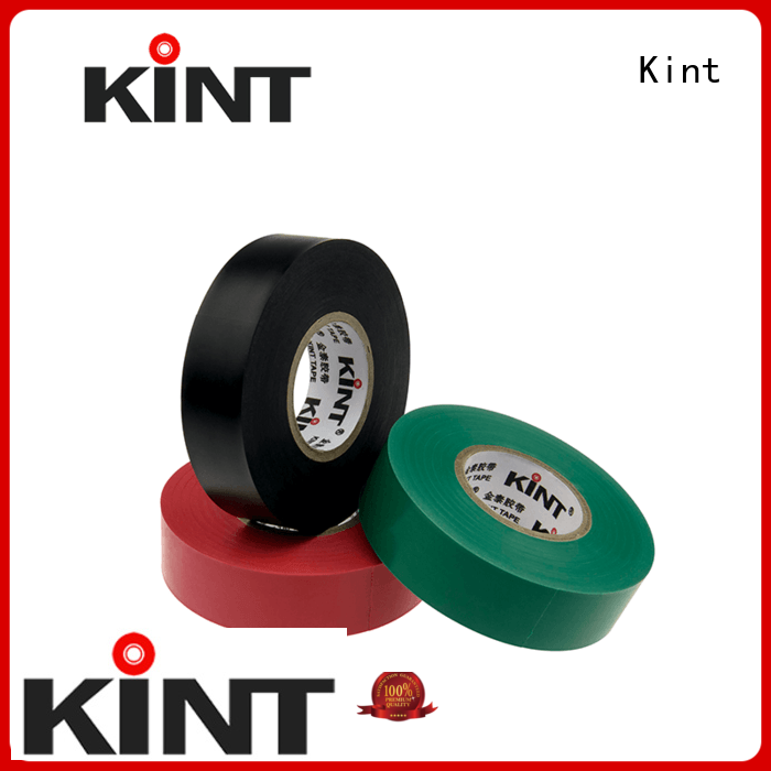 Kint electrical tape factory price for electrical insulating application
