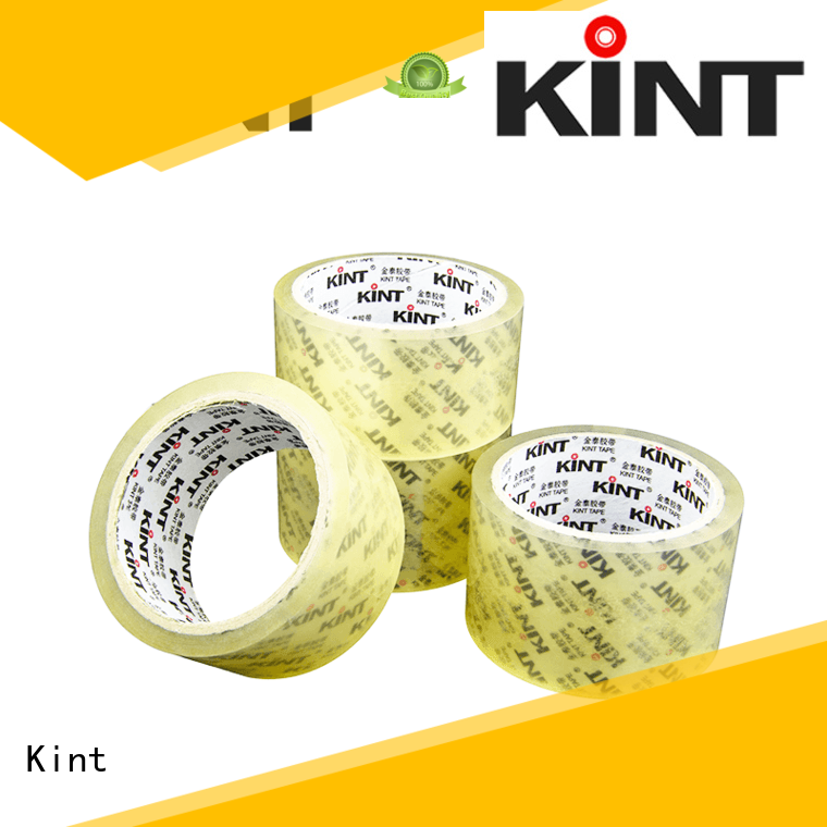 customized clear packing tape directly sale for industrial plating