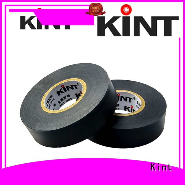 Kint Best pvc electrical tape company for electrical insulating application