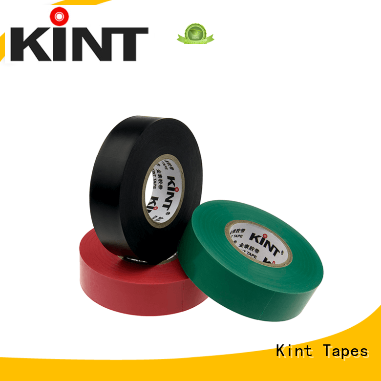 Kint New waterproof electrical tape for business for electrical insulating application