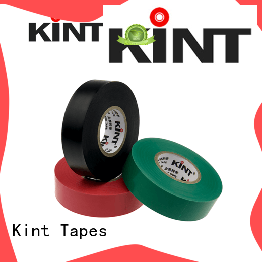 different color electrical tape factory price for electrical insulating application