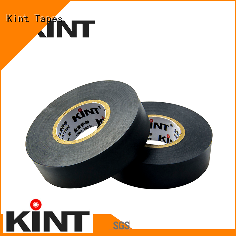 Kint good quality pvc electrical tape personalized for electrical insulating application