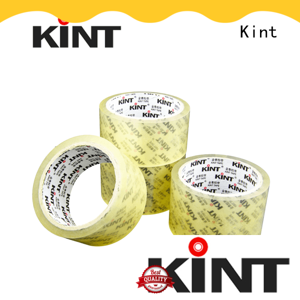 professional clear packing tape promotion for super high temperature spraying