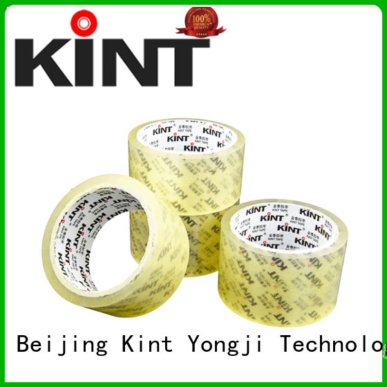 Kint tape packing tape strips manufacturers for powder spraying