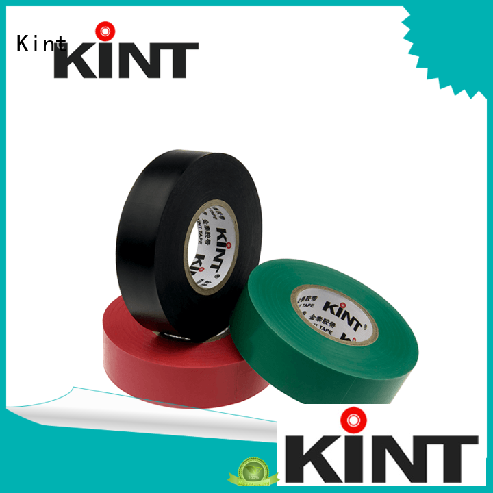 Kint Best electrical tape designs manufacturers for electrical insulating application
