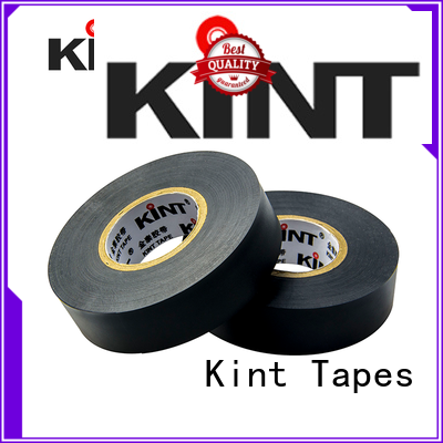 Kint pvc electrical tape personalized for electrical insulating application