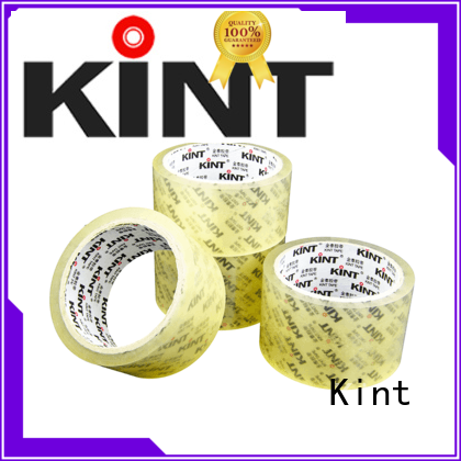 Custom scotch clear packing tape printing company for super high temperature spraying
