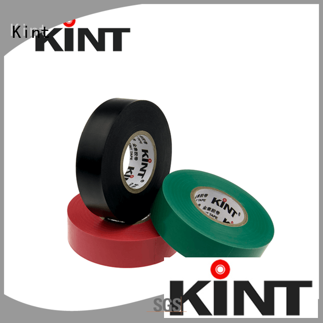 Kint different color insulation tape personalized for electrical insulating application