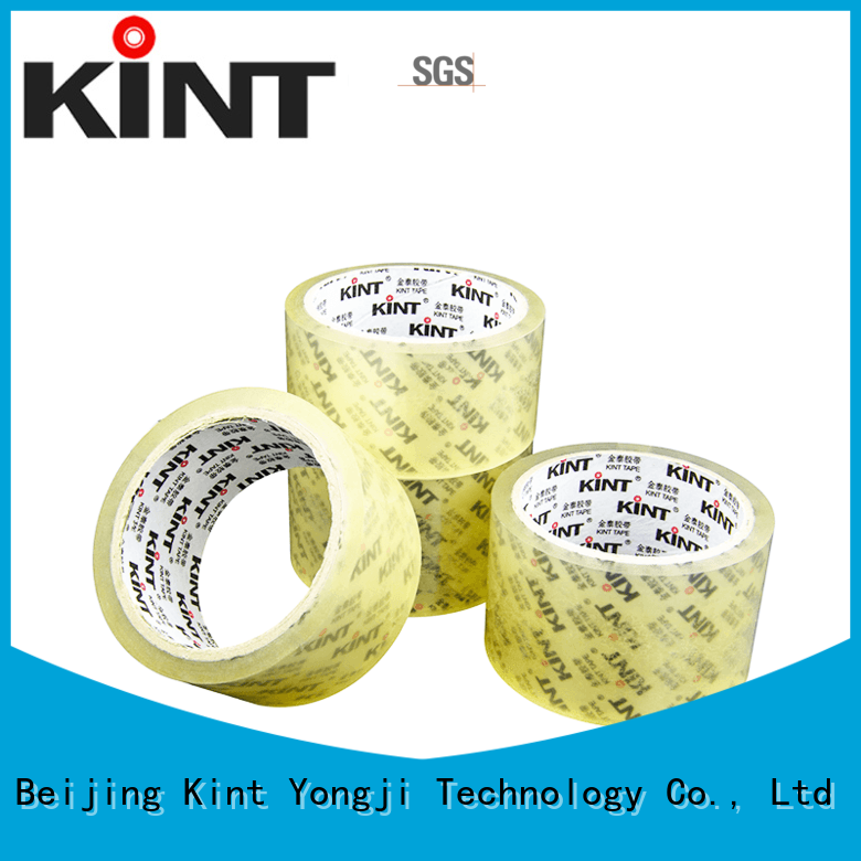 Kint packing tape supplier for super high temperature spraying