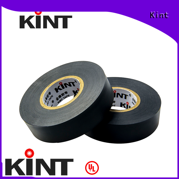 Kint customized pvc electrical tape factory price for electrical insulating application