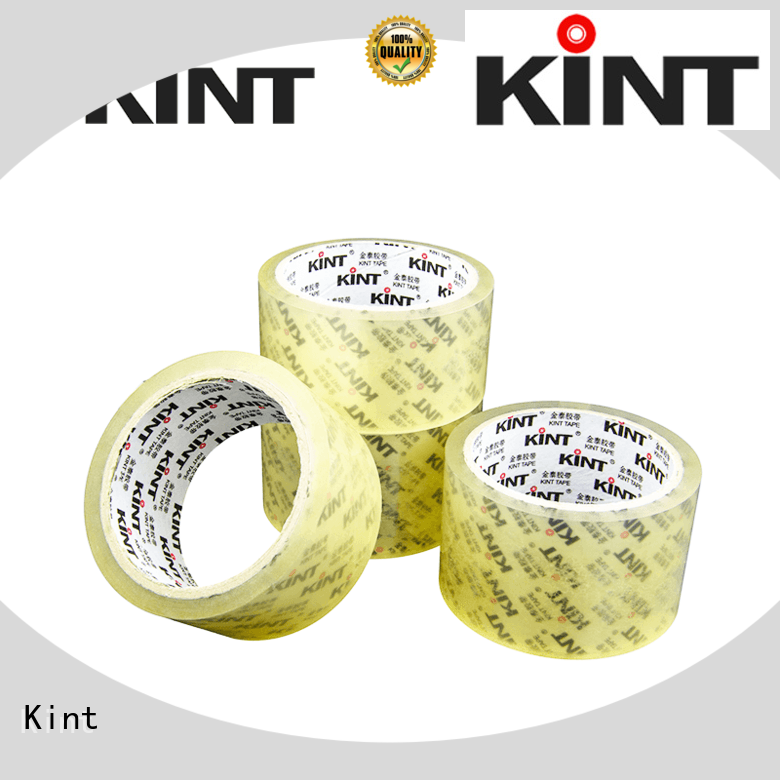 Kint reasonable structure bopp packing tape directly sale for industrial plating
