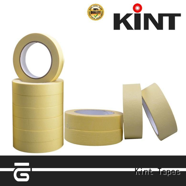 high temperature resistance white masking tape wholesale for woodwork