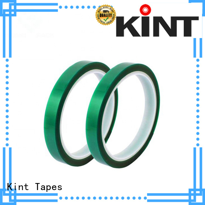 Wholesale green polyester tape pet factory for industrial plating