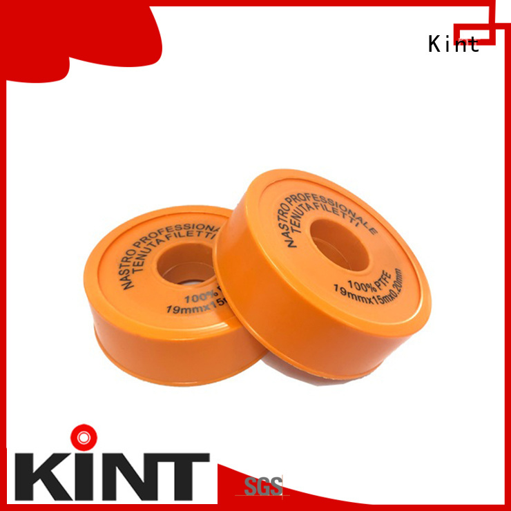 moisture proof ptfe thread seal tape wholesale for wire joint winding Kint