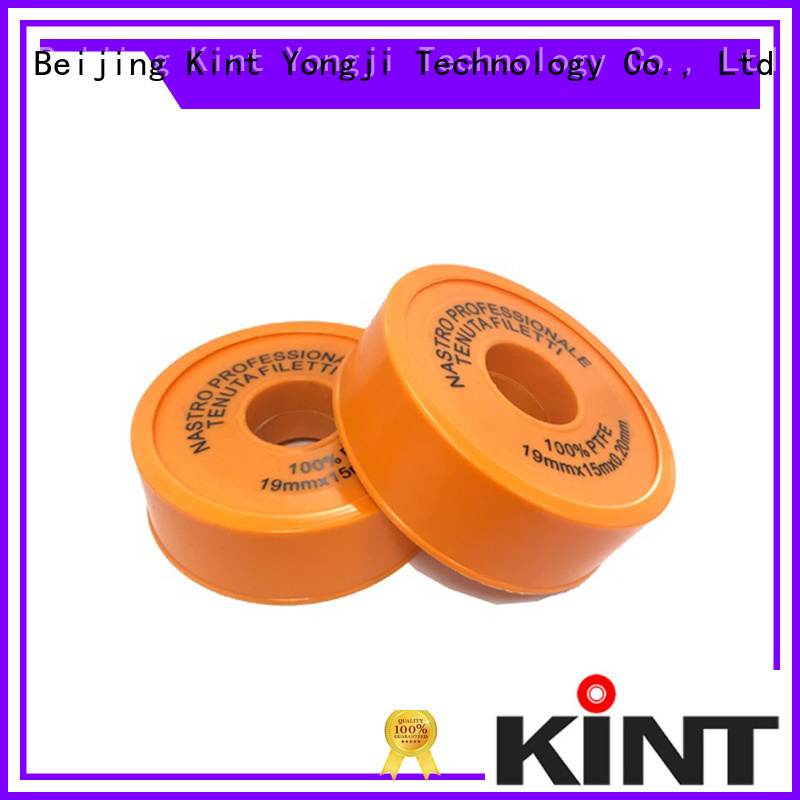 Kint Wholesale pink ptfe tape factory for capacitors