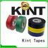 Kint different color electrical insulation tape personalized for electrical insulating application