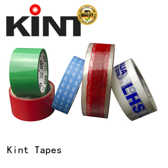 bopp packing tape directly sale for industrial plating Kint
