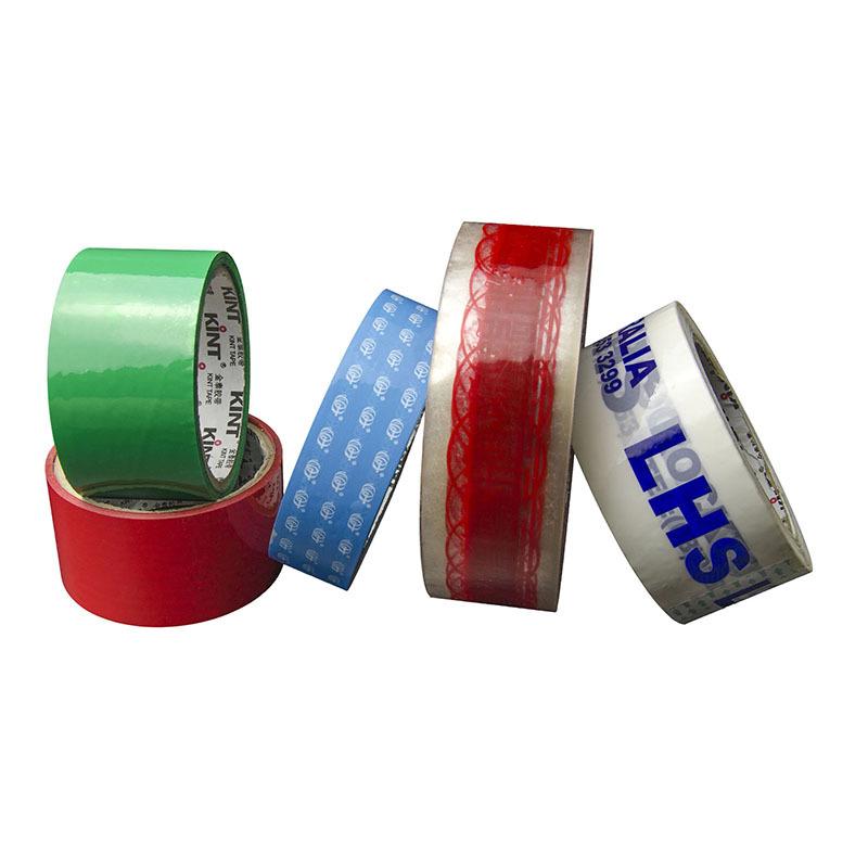 Printing Carton Bopp Packing Tape  for Carton Sealing