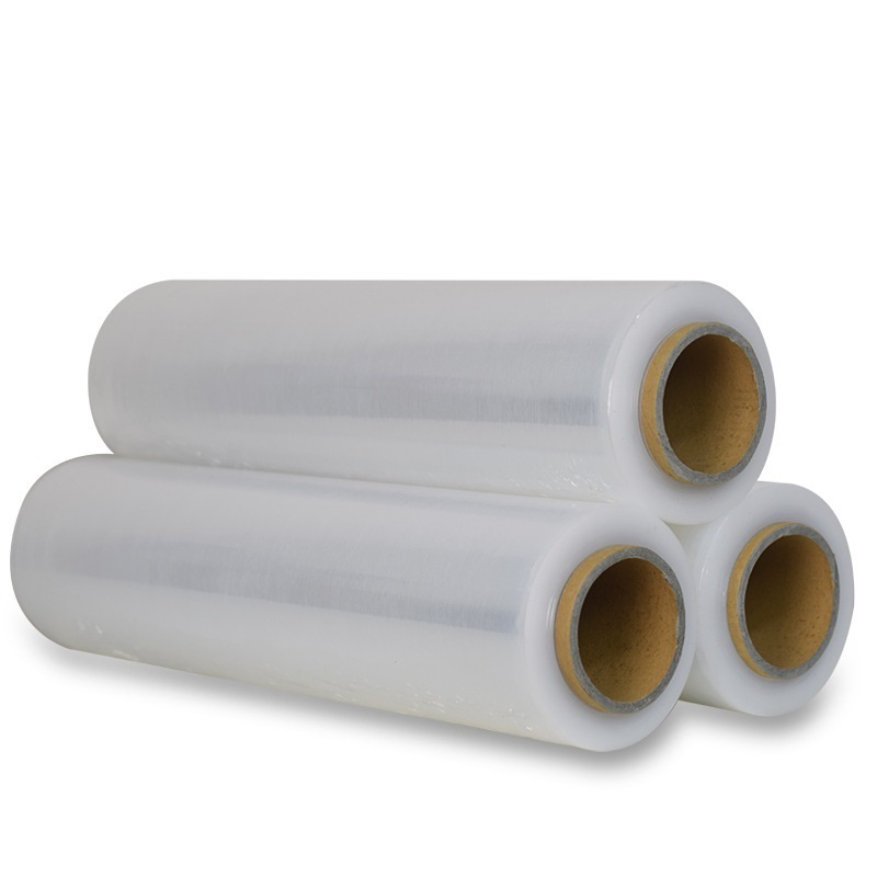 Customized Non-toxic Stretch Wrap Film for Food