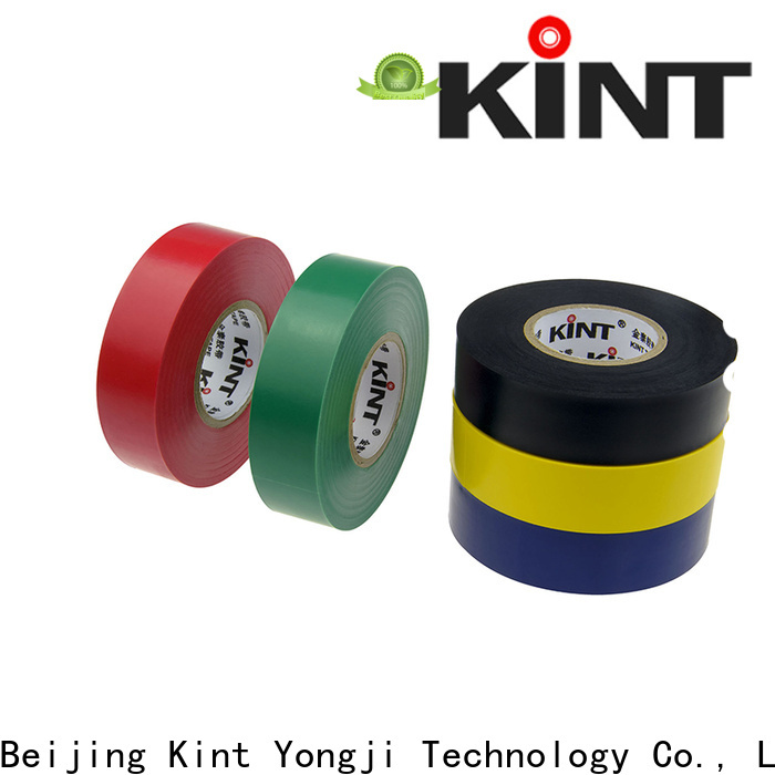 Kint Top super 33 electrical tape factory for electrical insulating application