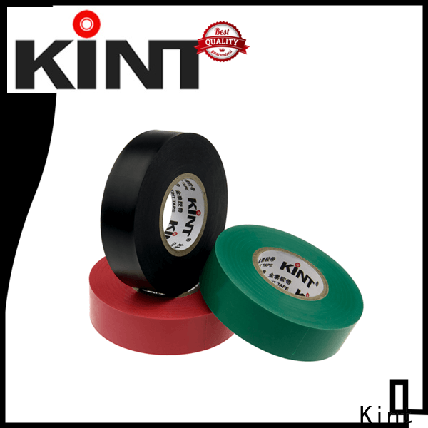 Kint tape uv resistant electrical tape Suppliers for electrical insulating application