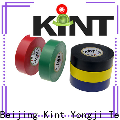 Top dark green electrical tape selfextinguishing factory for electrical insulating application