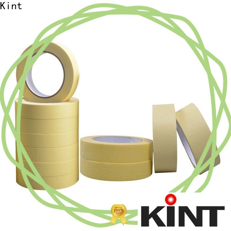High-quality industrial masking tape masking company for light duty packaging