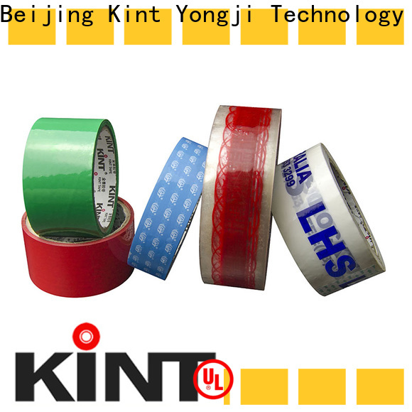 New branded packing tape bopp manufacturers for industrial plating