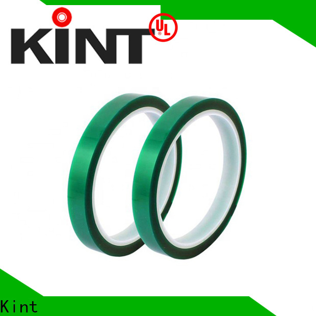 Kint Top high temperature adhesive tape factory for industrial plating