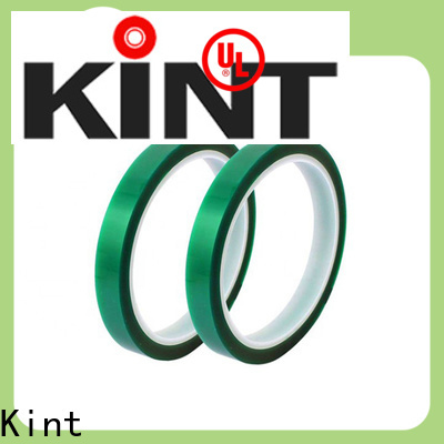 Best green polyester tape tape manufacturers for powder spraying