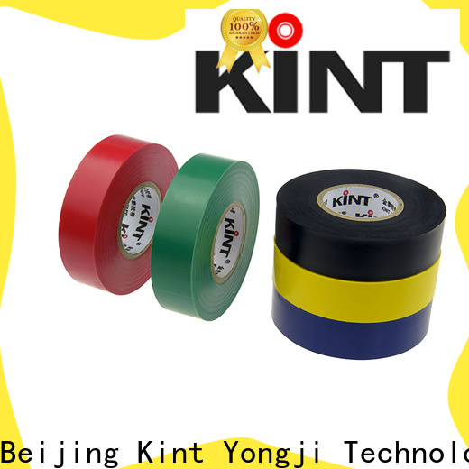 Kint Latest electrical tape conductive Supply for electrical insulating application