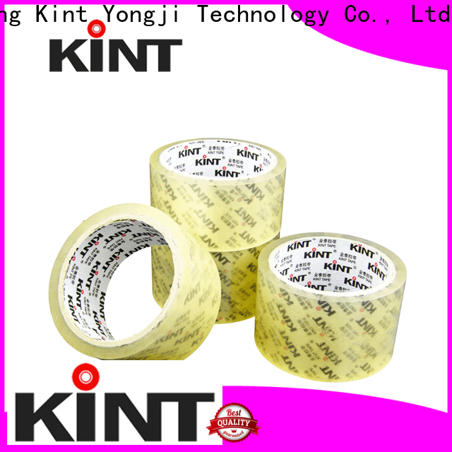 Kint bopp best packing tape for moving boxes Suppliers for industrial plating