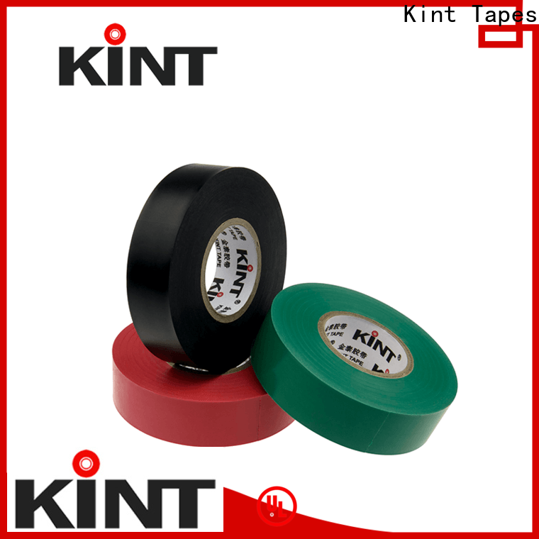 Kint adhensive 3m waterproof electrical tape Supply for electrical insulating application