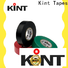Kint selfextinguishing pvc electrical tape suppliers manufacturers for electrical insulating application