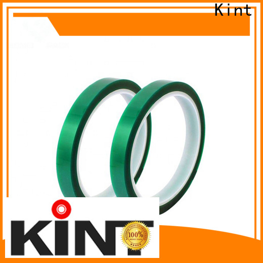 Kint tape high temperature tape company for super high temperature spraying