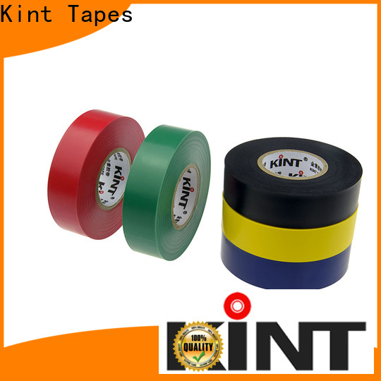 Kint electrical neon colored electrical tape Supply for electrical insulating application