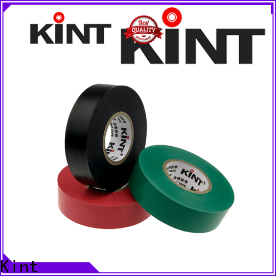 Kint Best where can i buy white electrical tape manufacturers for electrical insulating application
