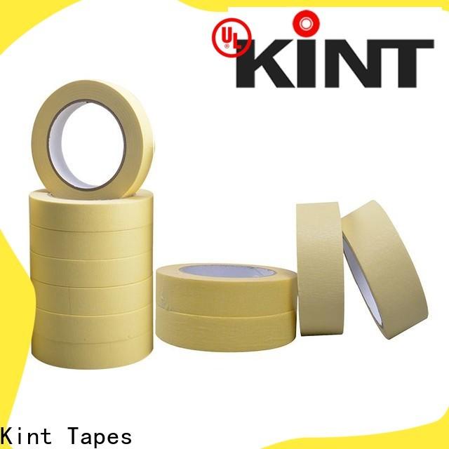 Kint Custom orange masking tape Supply for light duty packaging