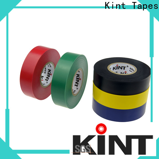 Kint non 3m pink electrical tape manufacturers for electrical insulating application