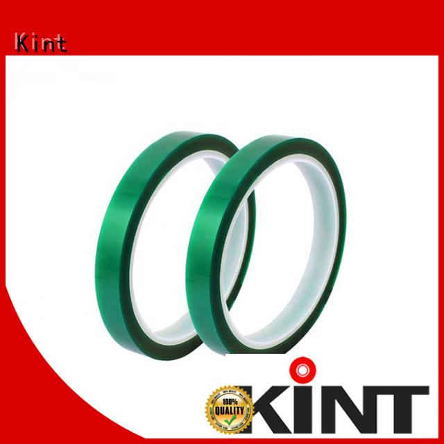 Kint electroplating pet high temperature tape Supply for powder spraying
