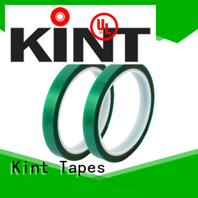 Top green polyester tape processes for business for industrial plating