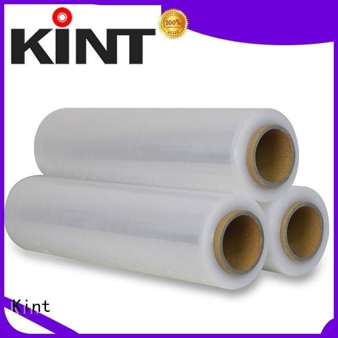 Kint customized where to buy stretch film for business