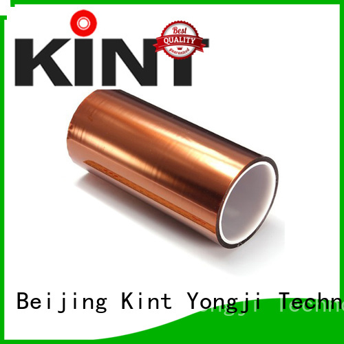 Kint Custom polyimide tape manufacturers for business for electrical industry