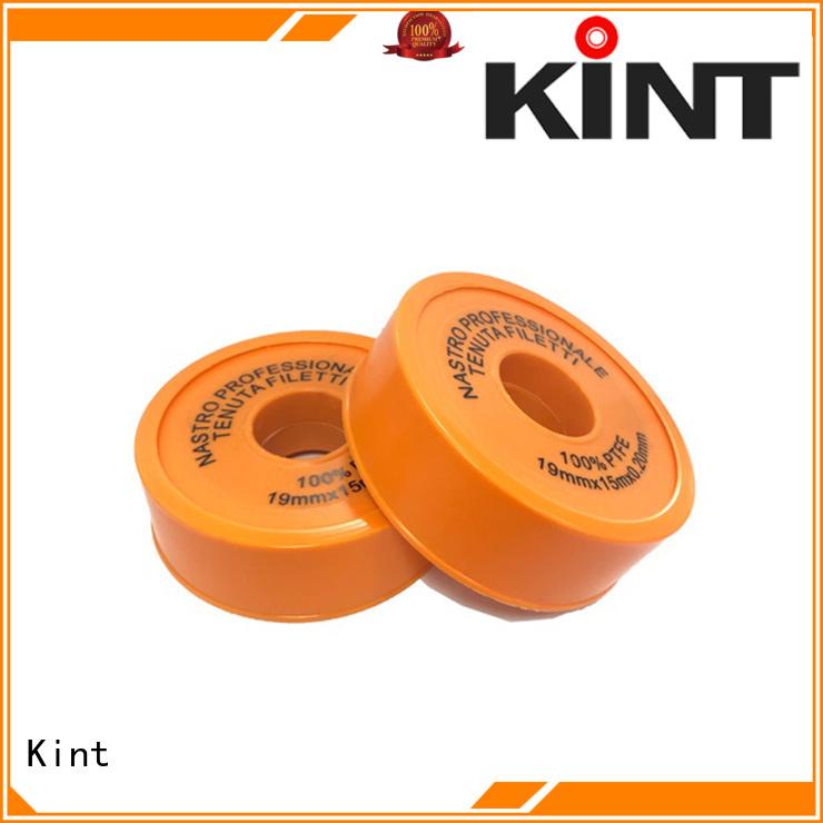 Kint corrosion resistance teflon ptfe thread seal tape for voltage regulators