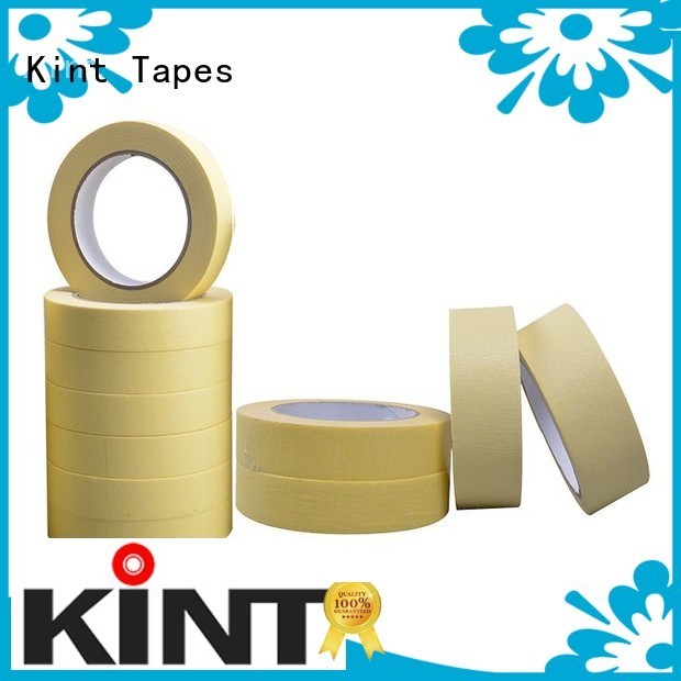 High-quality yellow masking tape natural Supply for woodwork