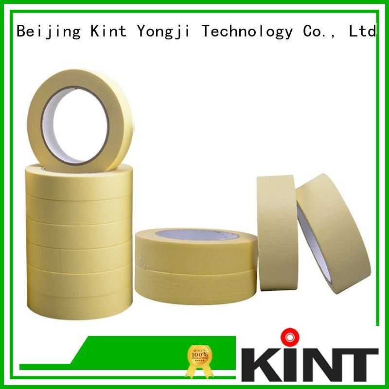 Kint masking 3 inch masking tape factory for woodwork