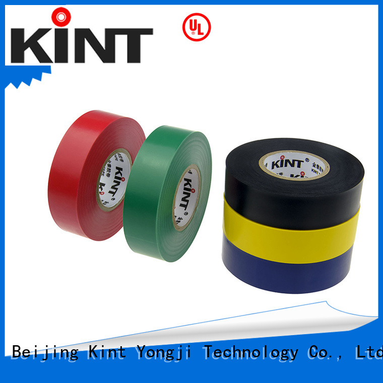 different color electrical insulation tape factory price for electrical insulating application