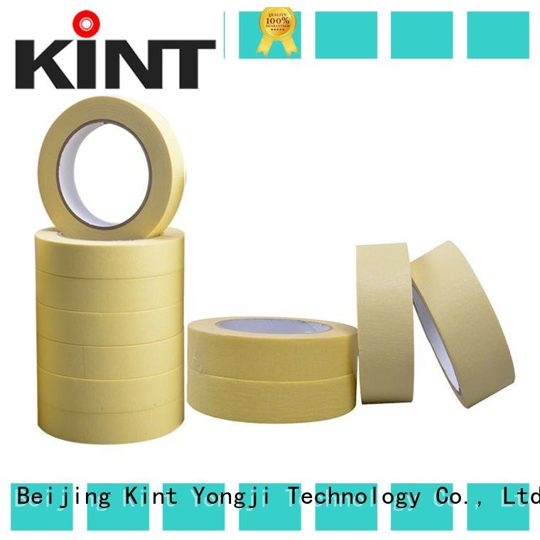 Kint high temperature resistance masking tape directly sale for woodwork