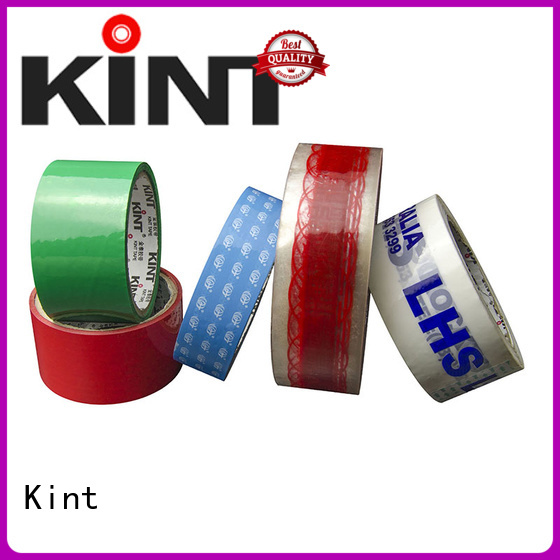 Kint Best packing tape ghost company for super high temperature spraying