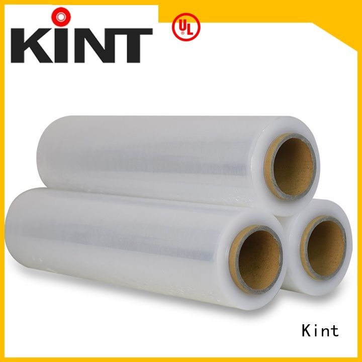 Latest stretch film roll price nontoxic for business for transportation